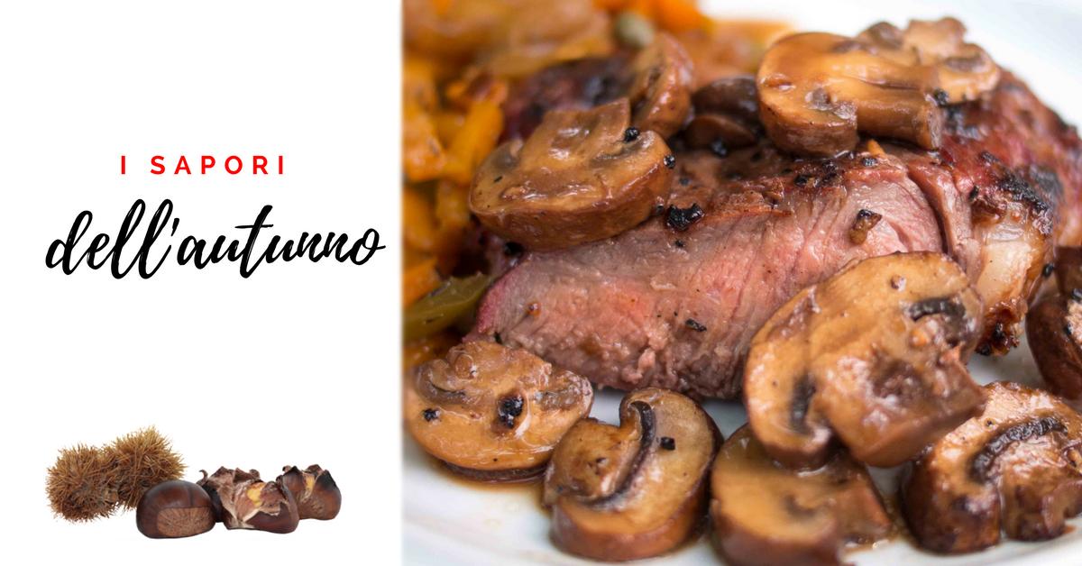 Settimana Funghi Le Beef